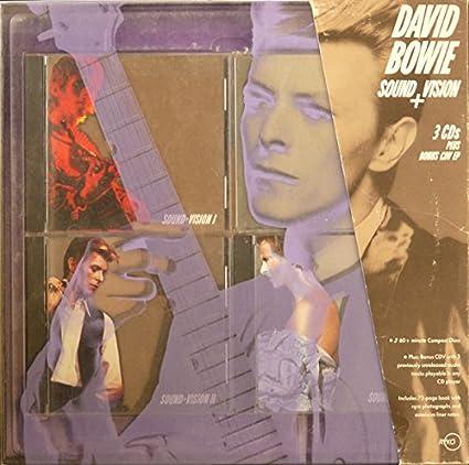 デイヴィッド・ボウイ / SOUND + VISION (3CD+CDV)