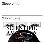 Sleep on It! | Mariette DiChristina