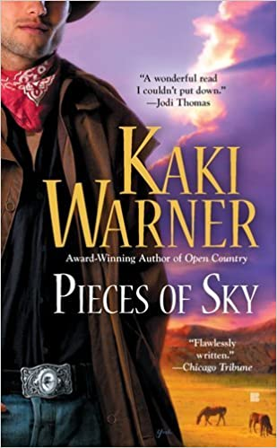 Pieces of Sky (Berkley Sensation) by Kaki Warner (2011-08-12)