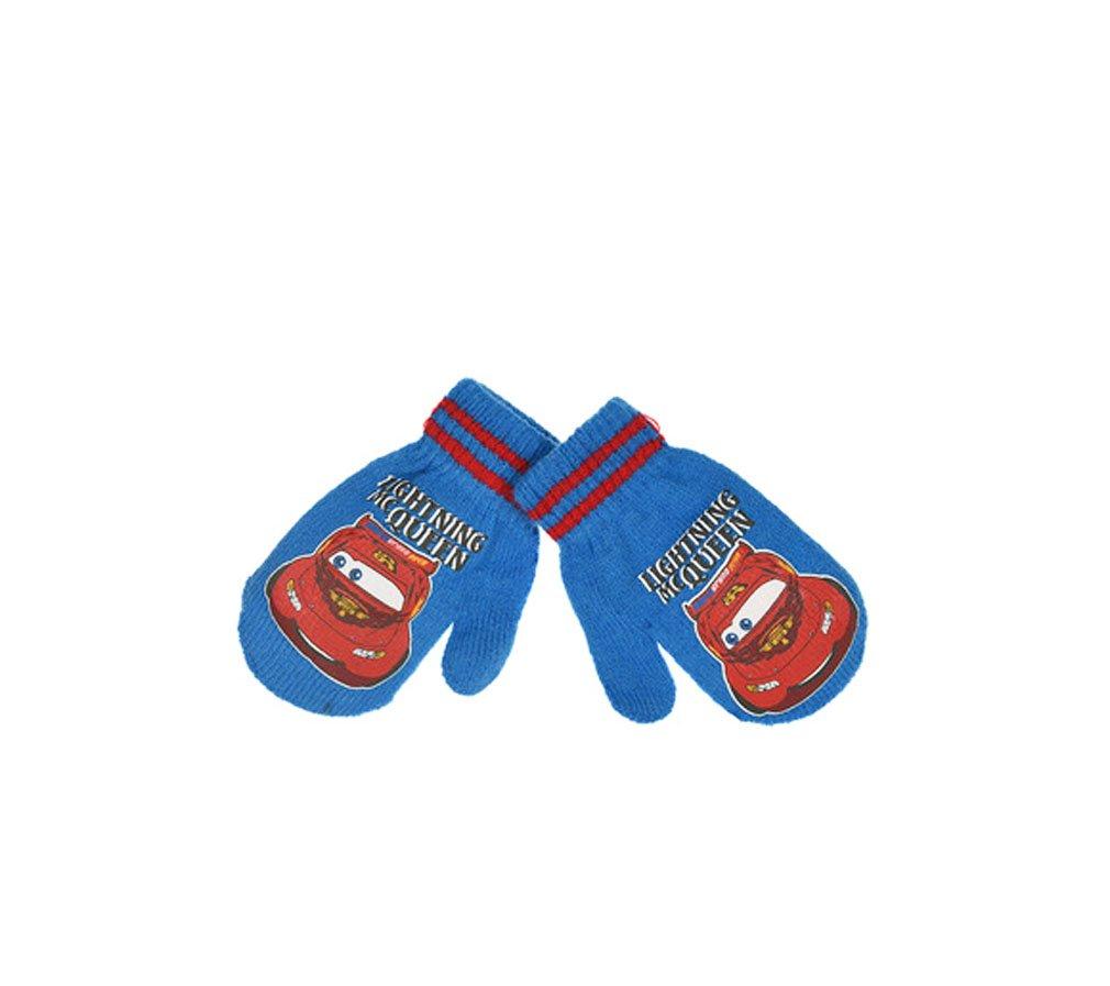 Fä ustlinge Baby Jungen Cars blau, Marineblau und Grau Einheitsgrö ß e (6/36mois) blau blau einheitsgrö ß e
