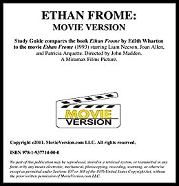 ethan frome film book review essay example Follow/fav the beauty behind ethan frome by: throughout the book, it is emphasized that mattie is almost always wearing red when ethan sees her on another more subtle note there are three main examples of symbolism in ethan frome.