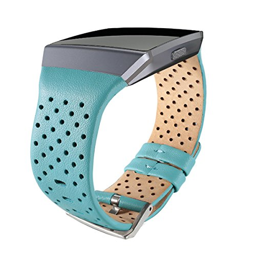 Picture of a Fitbit Ionic Leather Bands bayite 689749967722