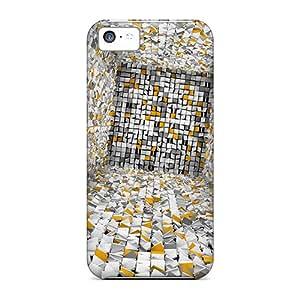 TmallCase WeBJDU7922 Case Cover Iphone 5c Protective Case Origame