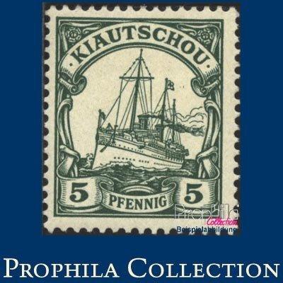Liechtenstein 51A, dentate L 9 1/2 1921 Prince Liechtenstein. (Stamps for Collectors) ()