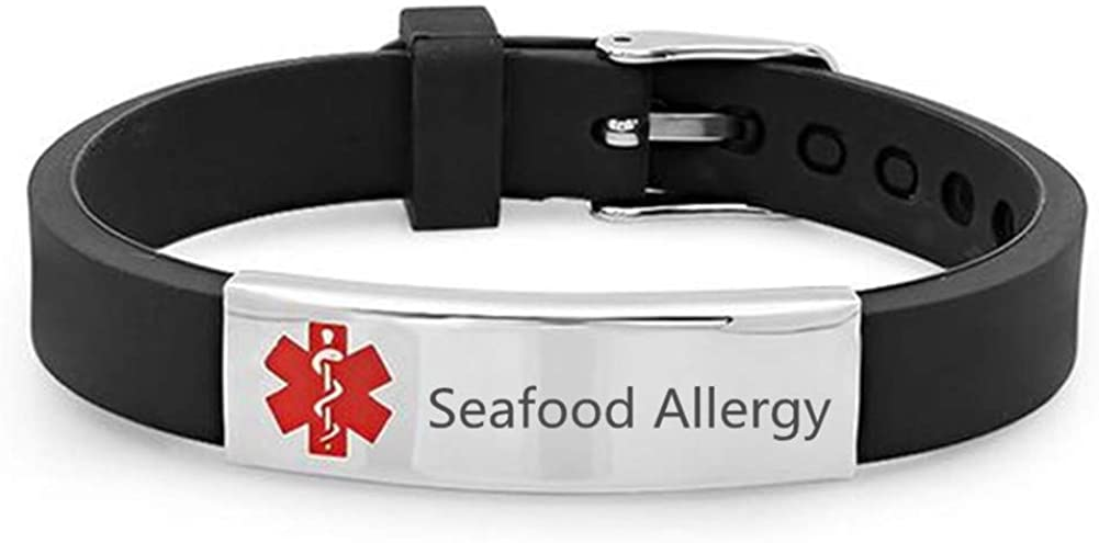 Top 6 Food Allergy Awareness Silicone
