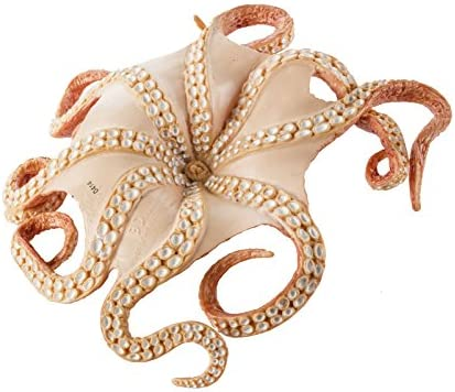 """Giant Pacific Octopus ~ 8/"""" model ~ Safari Ltd  # 267229 ~ Incredible Creatures"""