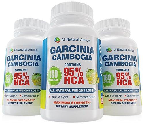 Garcinia Cambogia Extract (90 Capsules)