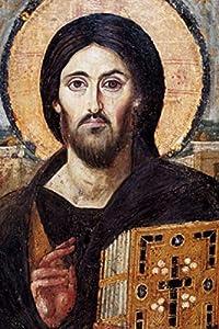 Amazon Com Jesus Pantocrator Christ Cristo Icon 6th