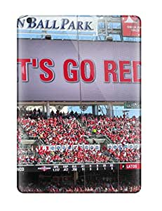 Alpha Analytical's Shop New Style 2181214K941266751 cincinnati reds MLB Sports & Colleges best iPad Air cases