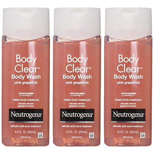 High Quality Neutrogena Body Clear Body Wash Salicylic Acid Acne