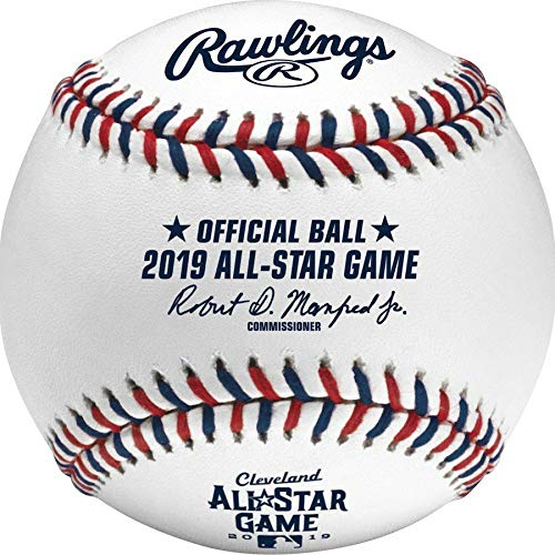 Rawlings 2019 MLB Official All-Star Game Baseball in Box - ()
