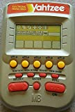 yahtzee electronic handheld 1995 - Yahtzee Electronic Handheld Game 1995 TAN Special Edition (Includes Instructions)