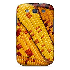 MeSusges Case Cover Protector Specially Made For Galaxy S3 Thanksgiving Harvest