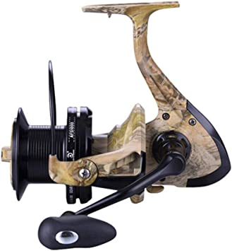 Fansport Spinning Reel Metal Clases Variadas Carrete De Pesca Fish ...