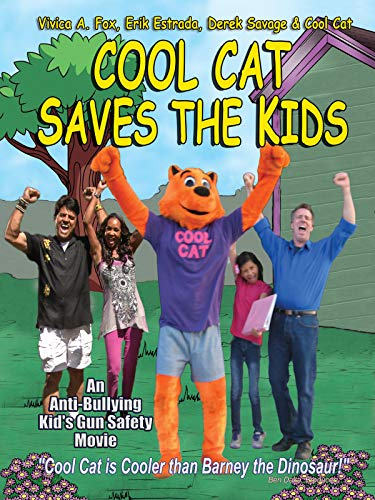 Cool Cat Saves the