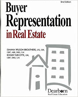 Buyer Representation in Real Estate: DIANNA WILSON BROUTHERS
