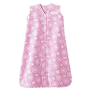 bf9ab76a98 Amazon.com  HALO SleepSack Micro-Fleece Wearable Blanket - Small (0-6  Months)  Baby
