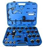 28pcs Universal Radiator Pressure Tester and Vacuum Type Cooling System Kit