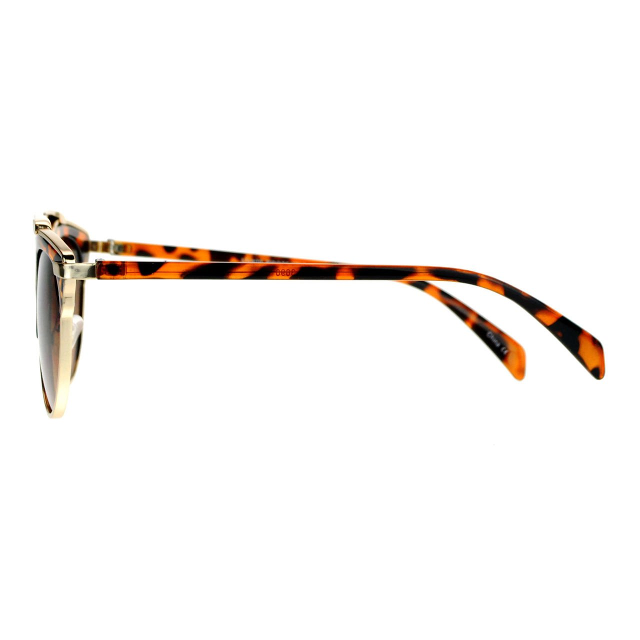 Designer Fashion Sunglasses Top Bar Bridge Unisex Retro Chic UV 400