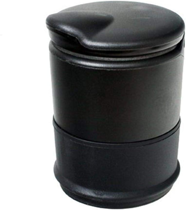 Fornateu Tragbare Tubular Smokeless Auto Zigarette Asche Aschenbecher Auto-Zigaretten-Aschen-Becherhalter-Ersatz