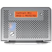 CalDigit VR2 12TB Professional RAID USB 3.0, FW800, eSATA(VR2-2B-12000-US)