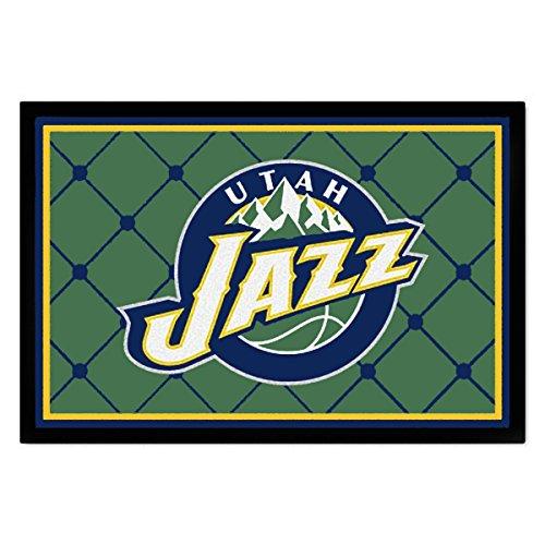 NBA - Utah Jazz 5 x 8 Rug by Fanmats