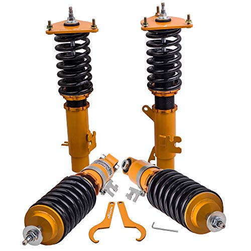 - Shock Absorbers Coilovers Kit for Mini Cooper S R53 2002-2006 Adj. Damper