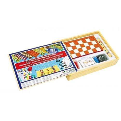 CAL FUSTER - Colección de Juegos Reunidos 200: Amazon.es: Juguetes ...