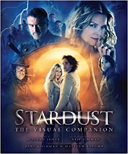 stardust the visual companion hardcover edition