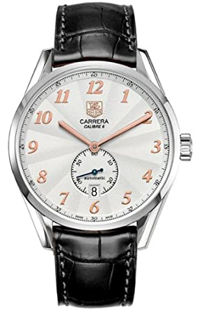 957a7766708 Image Unavailable. Image not available for. Color  TAG Heuer Carrera  Heritage Mens Watch ...