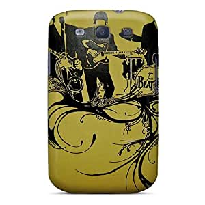 Samsung Galaxy S3 VlA4474UDSF Customized Attractive The Beatles Series Protective Hard Phone Cases -KellyLast