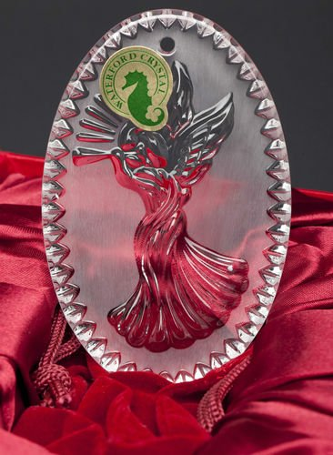 - Waterford Crystal Angel Ornament 2011