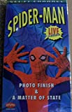 The Amazing Spider-Man: Photo Finish & A Matter of State  [VHS]