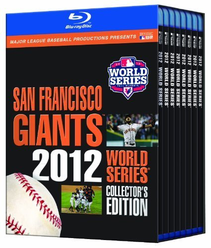 The San Francisco Giants: 2012 World Series Collector's Edition [Blu-ray] by A&E HOME VIDEO
