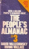 img - for The People's Almanac #3 book / textbook / text book