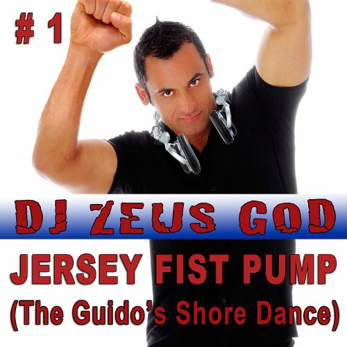 Jersey Fist Pump (The Guido