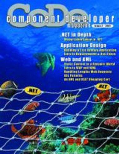 CODE Magazine - 2001 - Issue 2 (Ad-Free!)
