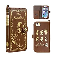 iPhone 6 (4.7 inch) Disney Princess characters Old Book Case Snow white