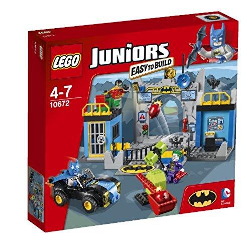 LEGO Juniors Batman 10672 - Grüneidigung der Bathöhle