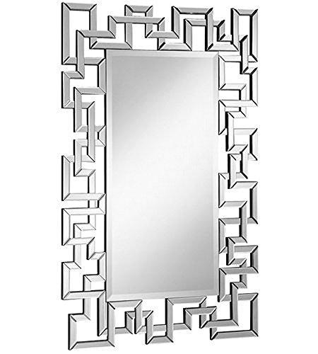 Contemporary Bath Mirror - 7