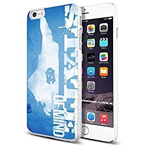 NCAA NC University of North Carolina Tar Heels #2, Cool iPhone 6 Plus (6+ , 5.5 Inch) Smartphone Case Cover Collector iphone TPU Rubber Case White [By PhoneAholic]