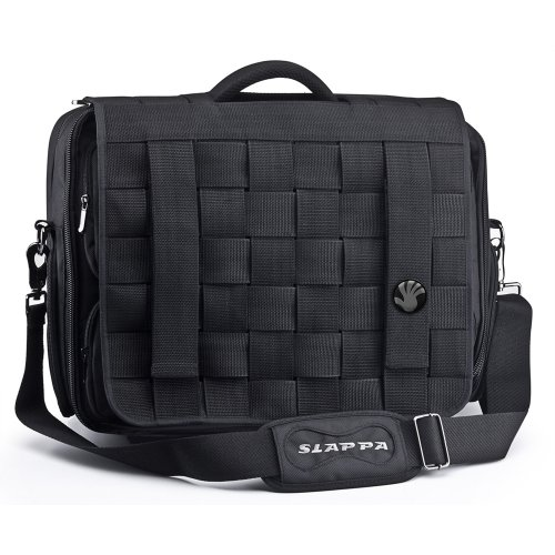 Slappa Kiken 16-Inch Jedi Mind Trix Custom Build Laptop Shoulder Bag (SL-SB-104-16-03)
