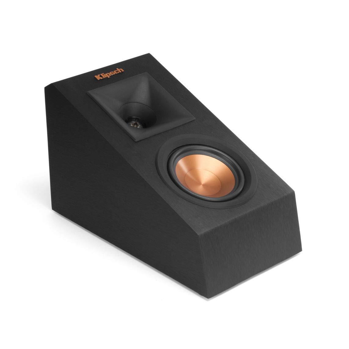 [(クリプシュ) Klipsch] [RP-140SA Dolby Atmos Speaker (Pair)] (並行輸入品) B07KCJRVXB Bookshelf Speaker (Pair) One Size