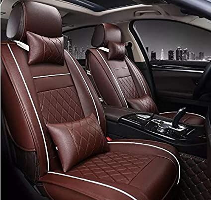 Marvelous Kvd Butter Leather Luxury Car Seat Cover For Toyota Innova 8 Ocoug Best Dining Table And Chair Ideas Images Ocougorg
