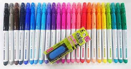 Pilot FriXion Colors Erasable Original