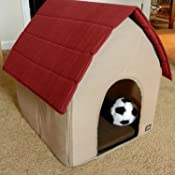 51jf2DLUG0L._CR0,62,375,375_UX175 Animal Planet Portable Pet House on animal planet portable pet bed, folding indoor pet house, pet supply dog house,