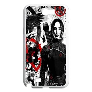 Best Quality [SteveBrady PHONE CASE] The Hunger Games For Samsung Galaxy Note 2 CASE-11