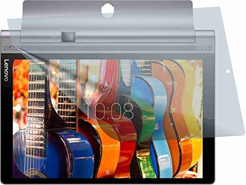 Lenovo Yoga Tab 3 Pro 10 (2 Stück) PREMIUM Displayschutzfolie Bildschirmschutzfolie ANTIREFLEX - KRATZFEST UND PASSGENAU