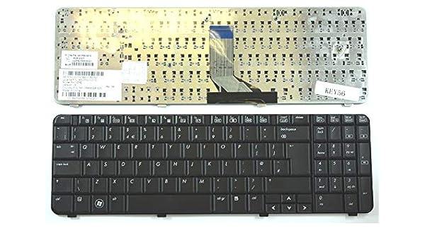 Nerd Herd HP G61-430EG G61-430EL G61-430SB G61-430SF G61-430SI G61-430SL G61-430SS G61-435ES G61-435SI G61-435SL Negro Inglés Teclado para Ordenador ...