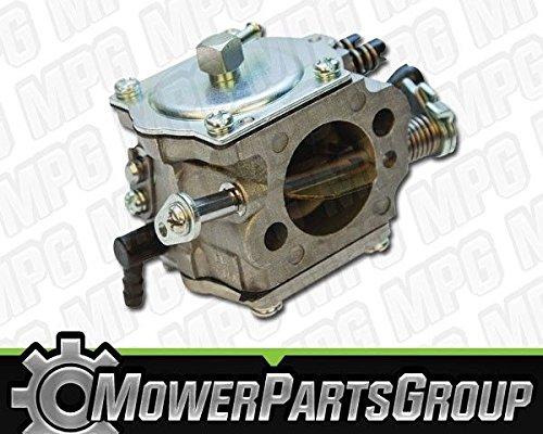F124 OEM Carburetor Walbro WJ-126-1 fits Makita DPC6430 DPC6431 Dolmar PC-6412